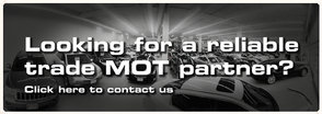Looking for a reliable trade MOT Centre in Sevenoaks?